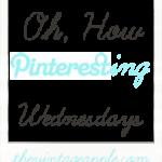 Pinteresting Wednesday – Holiday DIY