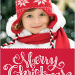 Holiday Cards & Giveaway