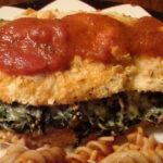 Parmesan Chicken Bundles & What's Cooking