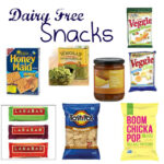 Dairy Free Snacks