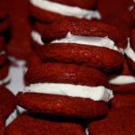 Red Velvet Whoopie Pies & What's cooking!