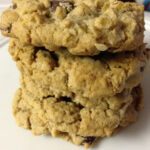 Oatmeal Cranberry Chocolate Spice Cookies & What's Cooking