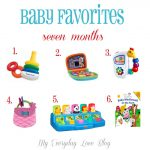 Mommy & Me and Baby Favorites 7 Months