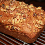Pumpkin Bread & What's Cooking!
