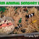 Mommy School- Farm Animals