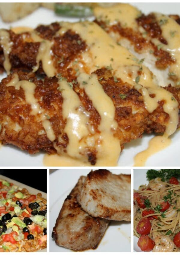 {What's Cooking} Weekly Meal Plan #10