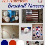 All American Baseball Nursery Inspiration