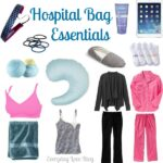 {Baby #2} What's in my hospital bag?