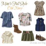 Fall Style File for the Mini