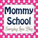 {Mommy School} Christmas Tree Fun!