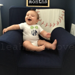 L is 5 months old!