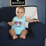 L is 9 Months Old!