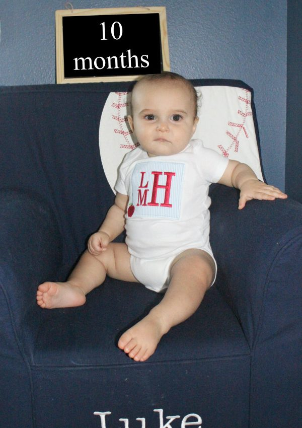 Protected: L is 10 Months!