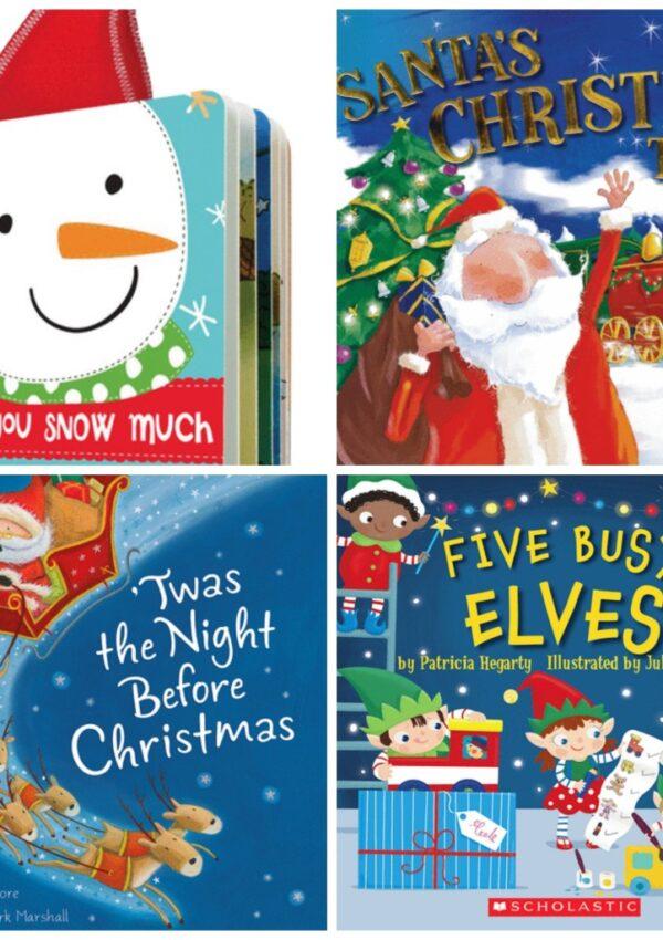 24 Kids Christmas Books