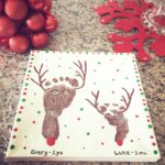 10 Christmas Footprint Art Ideas