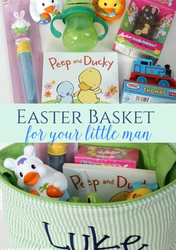 2016 Easter Baskets