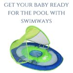 Get your baby ready for the pool
