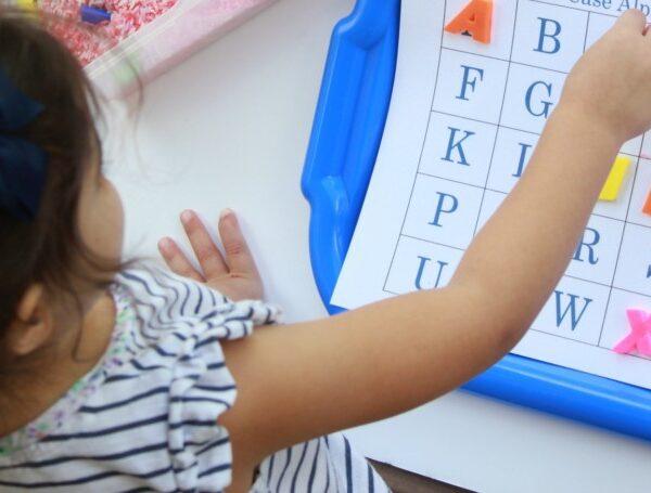 alphabet mats free printable