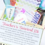 {Free Printable} Teacher Survival Kit