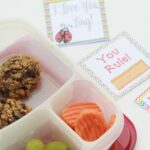 Breakfast Cookies & Printable Lunch Notes