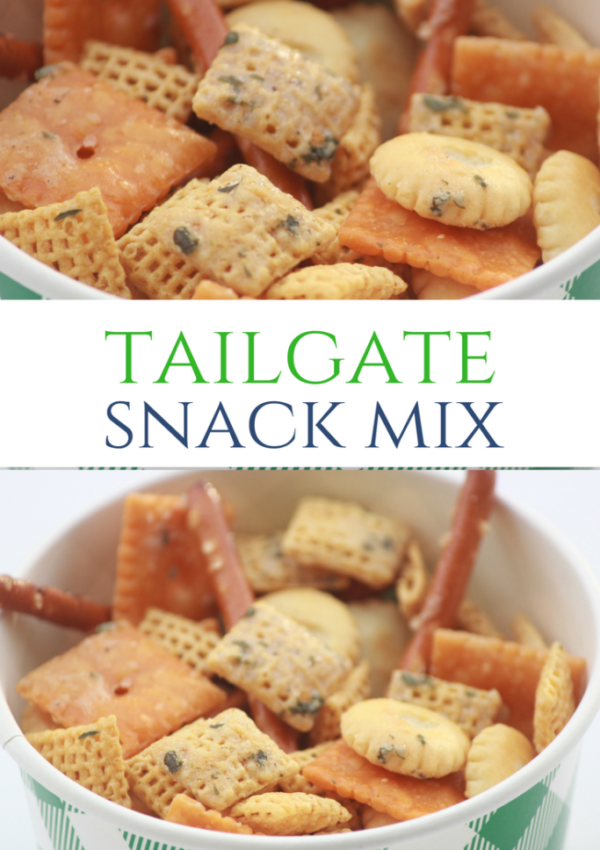 tailgate snack mix