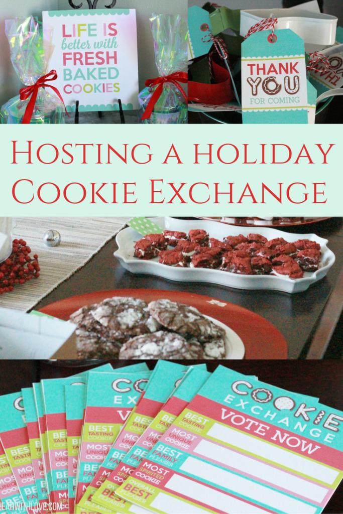 cookie-exchange-party