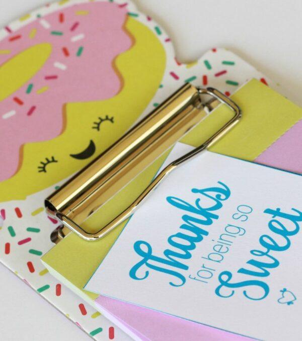 So Sweet Printable Gift Tags