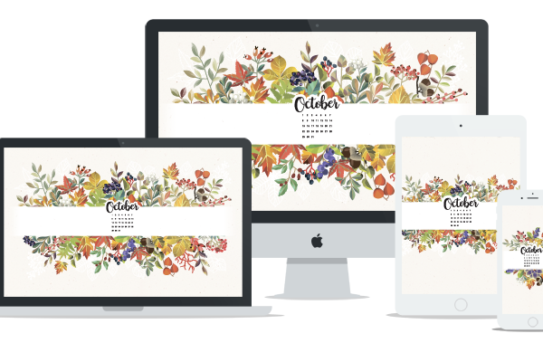 Free October 2017 Desktop Wallpapers