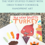 Book Cooks- The Very Stuffed Turkey