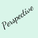 2020- Perspective & Goals