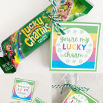 You're My Lucky Charm Gift Tags