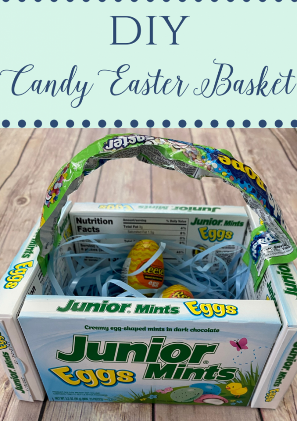 DIY Candy Basket