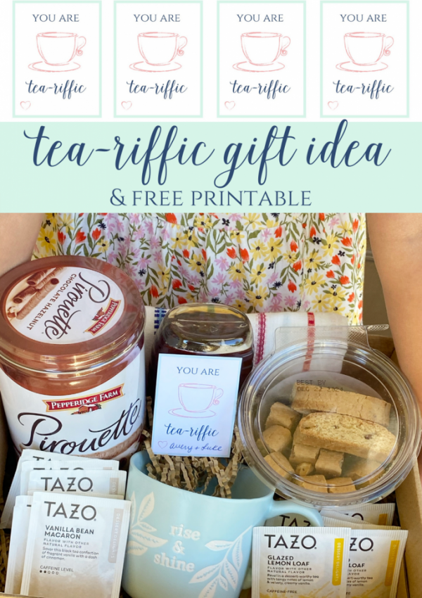 tea-riffic gift idea