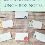 Everyday Lunch Box Notes